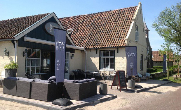 Hotel Bij Hen at the ilse of Ameland.