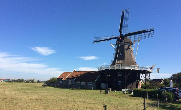 Also windmills to be explore on the isle of Ameland.